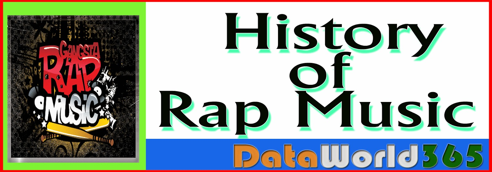 an essay on the history of rap music I have come to the conclusion that there can be no conclusion to my unit on the evolution of rap music this book is an excellent source on the history of rap.